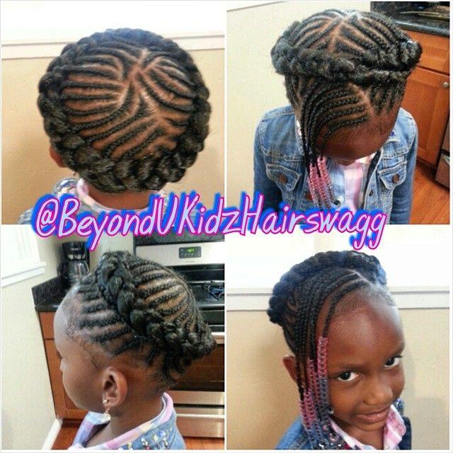 Beyondukidzhairswagg S Photo On Snapwidget Little Girl Braids Hair Styles Kids Hairstyles