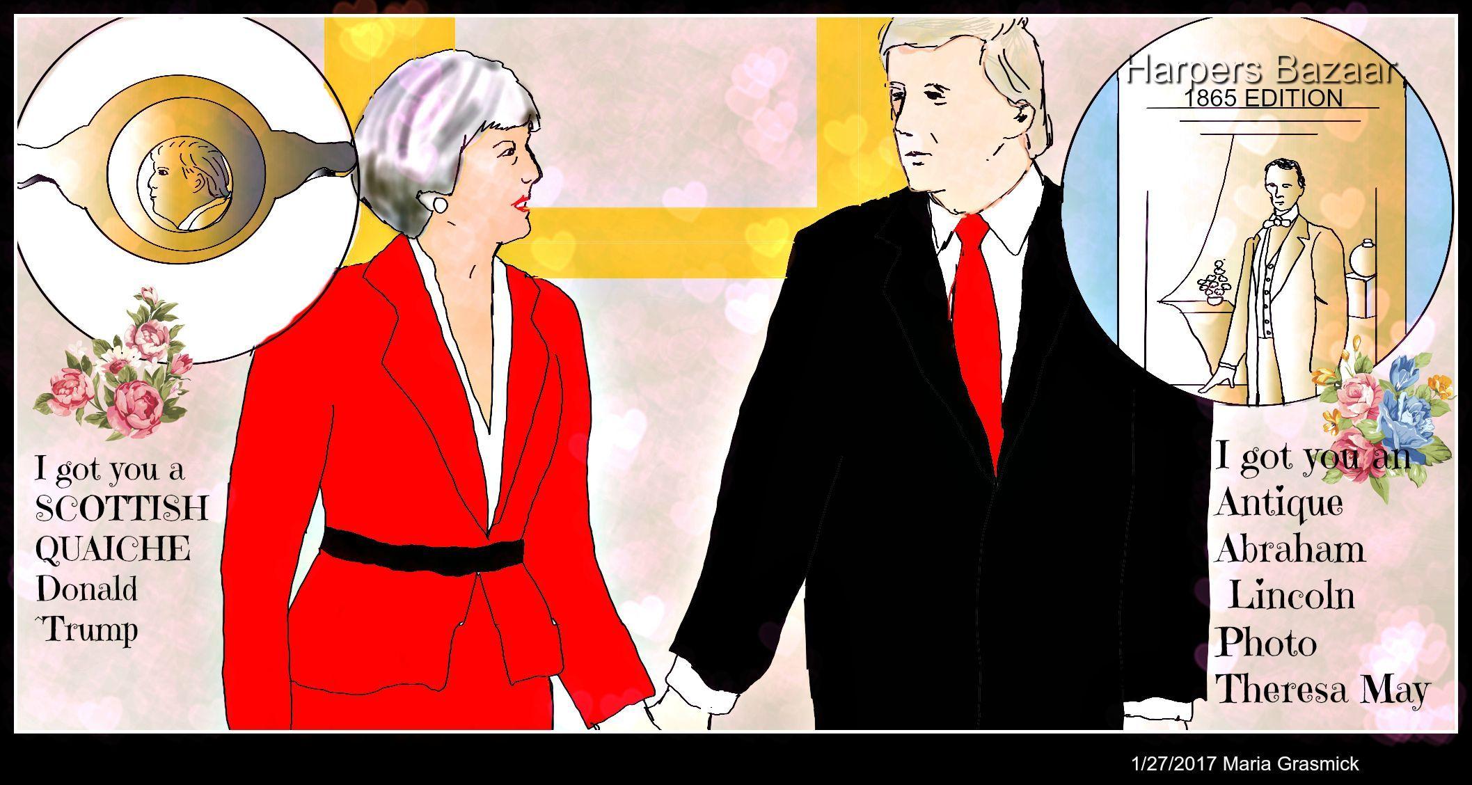 Pin on Political Cartoons for DONALD TRUMP