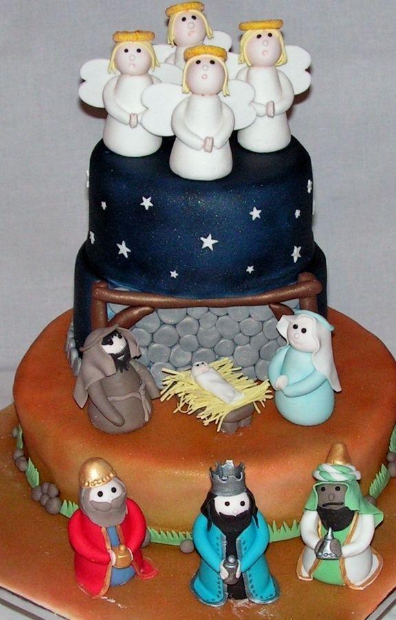 Jesusbirthday Cake Cute Food Birthday Cake Christmas Baking