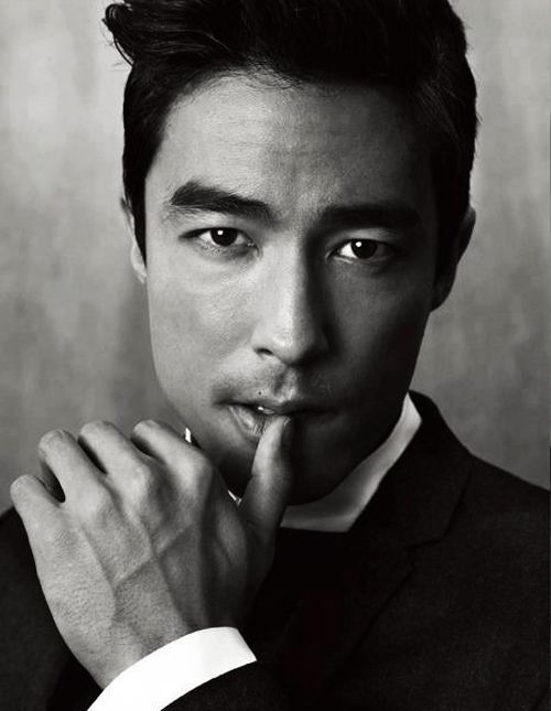 Daniel Henney needs to be in more American films.