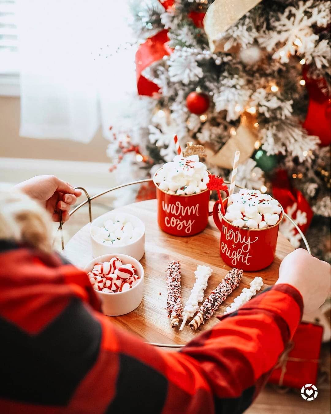 41 days 'til Christmas day __ Where will you be spending