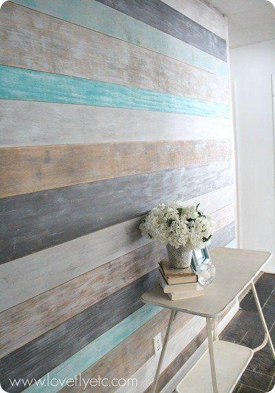 9 Inspiring Decorating Tutorials \ Tips Not to Miss Wanddeko - schöner wohnen tapeten wohnzimmer