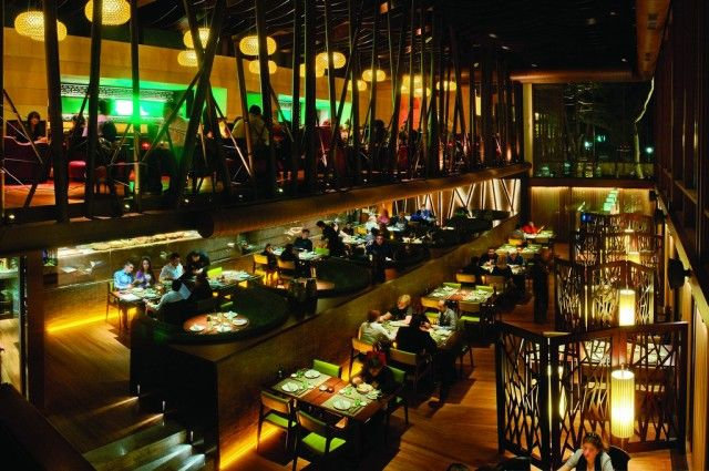 Chinar Restaurant Baku Baku Restaurant Architect