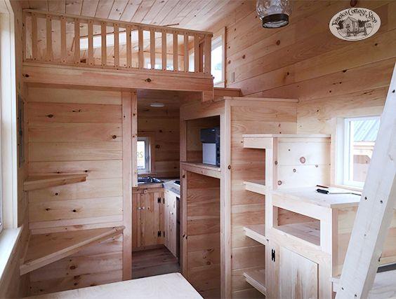 tiny home on wheels for sale kleine h user und bauwagen kleines h uschen haus und holzh tten. Black Bedroom Furniture Sets. Home Design Ideas