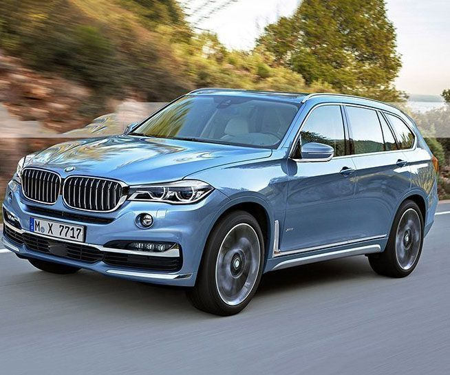 Recent Rumors About The New BMW SUV Flagship Called X7
