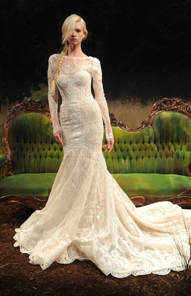 Natureinspired dresses from gala by galia lahavus springsummer