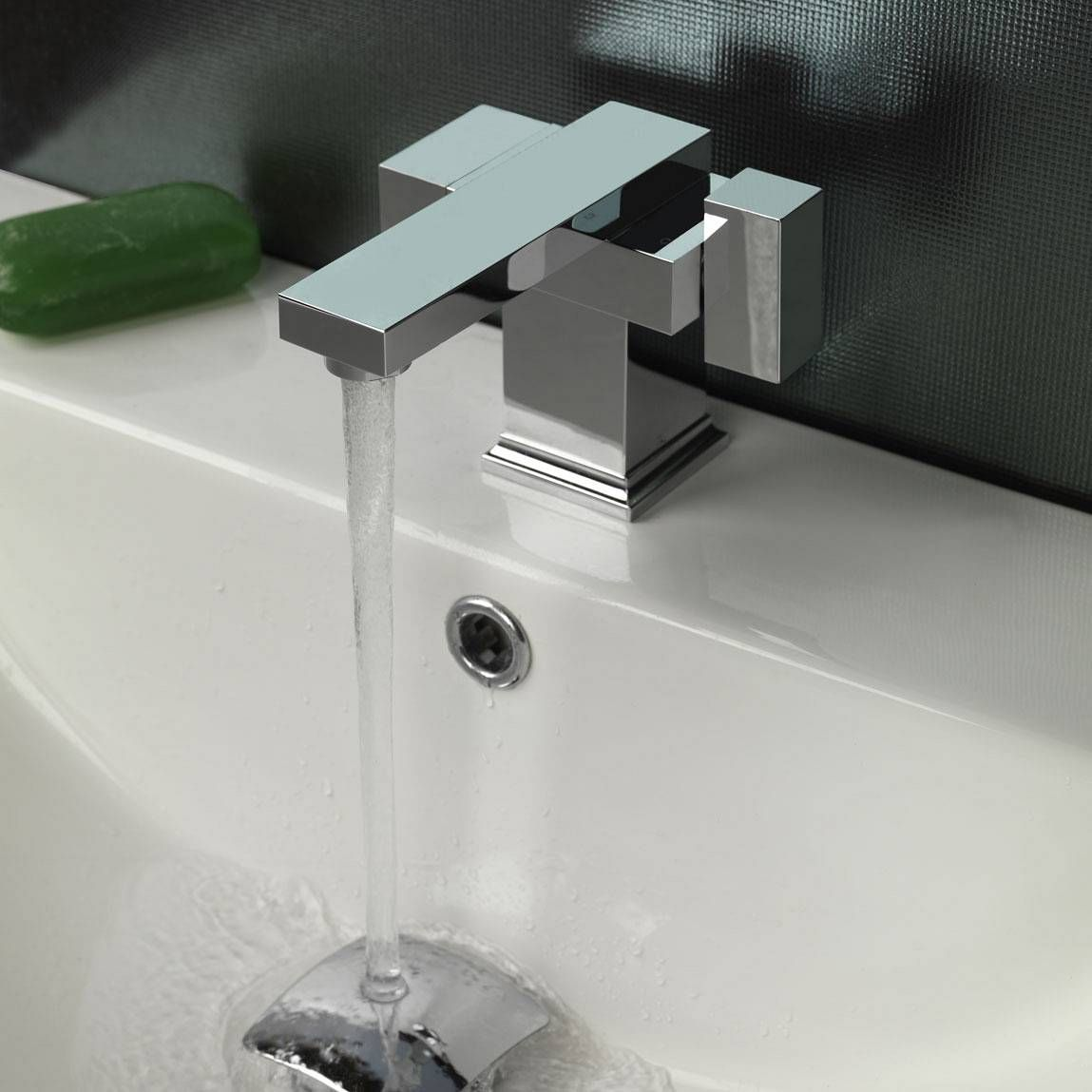 Revolve Basin Mixer | Bathroom ideas | Pinterest | Basin mixer ...
