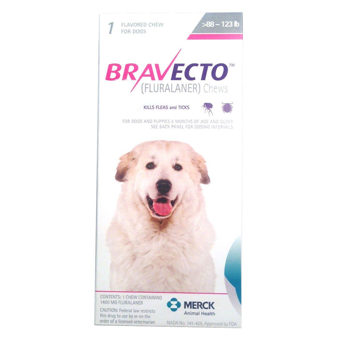 Pin On Bravecto Single Chewable For Dogs