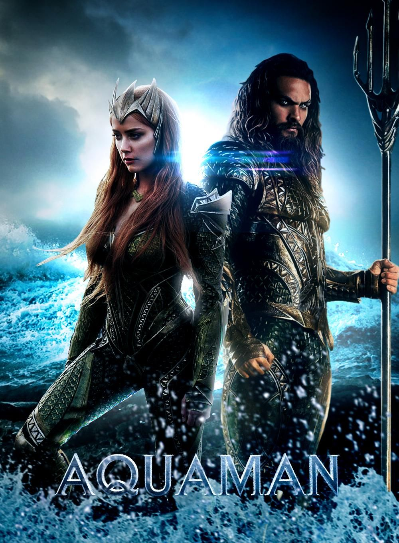 Аквамен/Aquaman (2018)