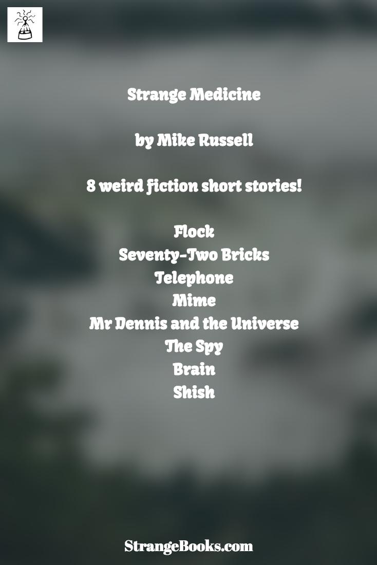 i spy short story