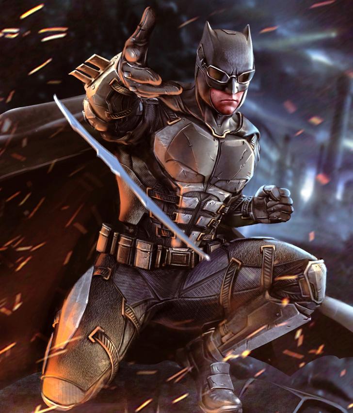 Injustice 2 Mobile Roster Batman Injustice Batman Batman Armor