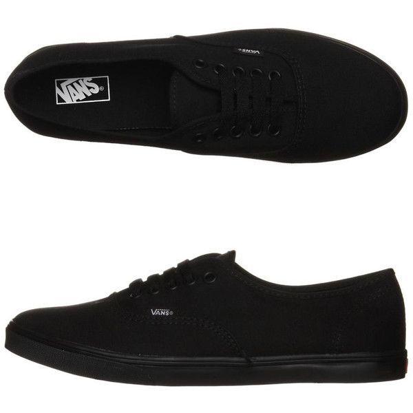 Vans Womens Authentic Lo Pro Shoe ($63