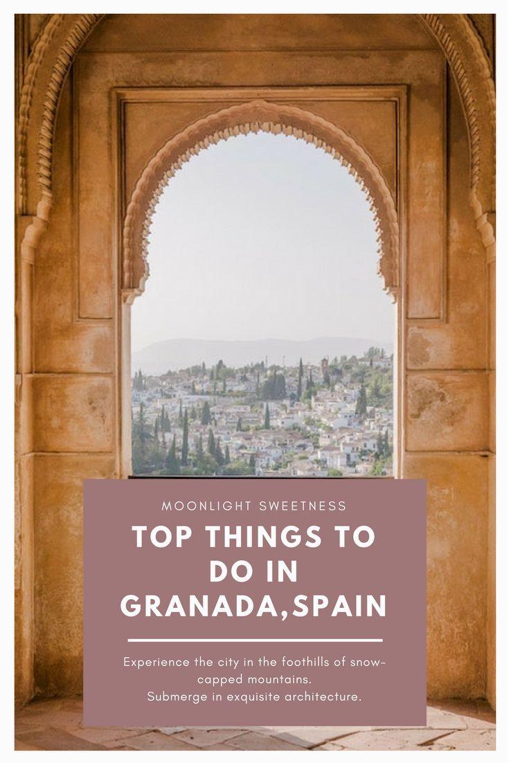 Top things to do in granada spain granada spain granada and spain solutioingenieria Gallery