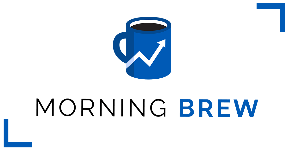 Join Me And Start Your Day With Morning Brew The Email Covering The Latest News From Wall St To Silicon Valley H Brewing Silicon Valley How To Become Smarter
