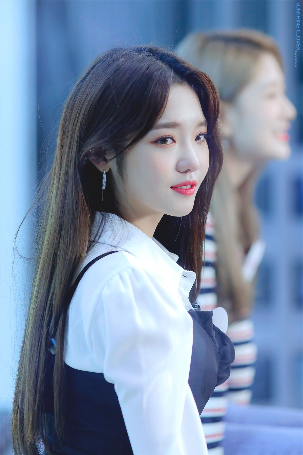 Pin By Lex On Roh Jisun Fromis 9 Kpop Girl Groups Asian Beauty Beauty