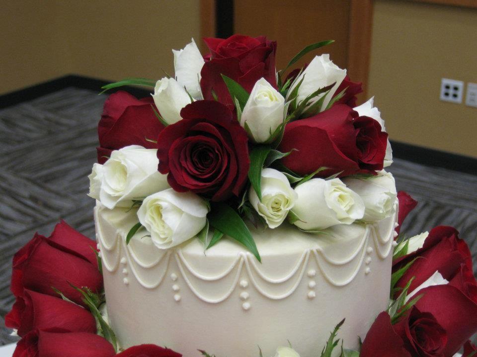 Cake Flower Design