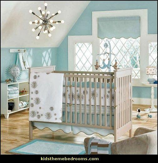 Little Baby Prince Boy Nursery Theme