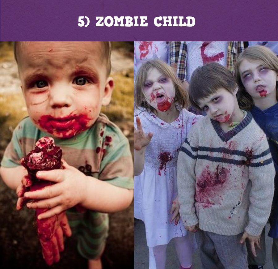 Easy diy zombie costumes meningrey 8 last minute do it yourself halloween costume ideas for solutioingenieria Choice Image