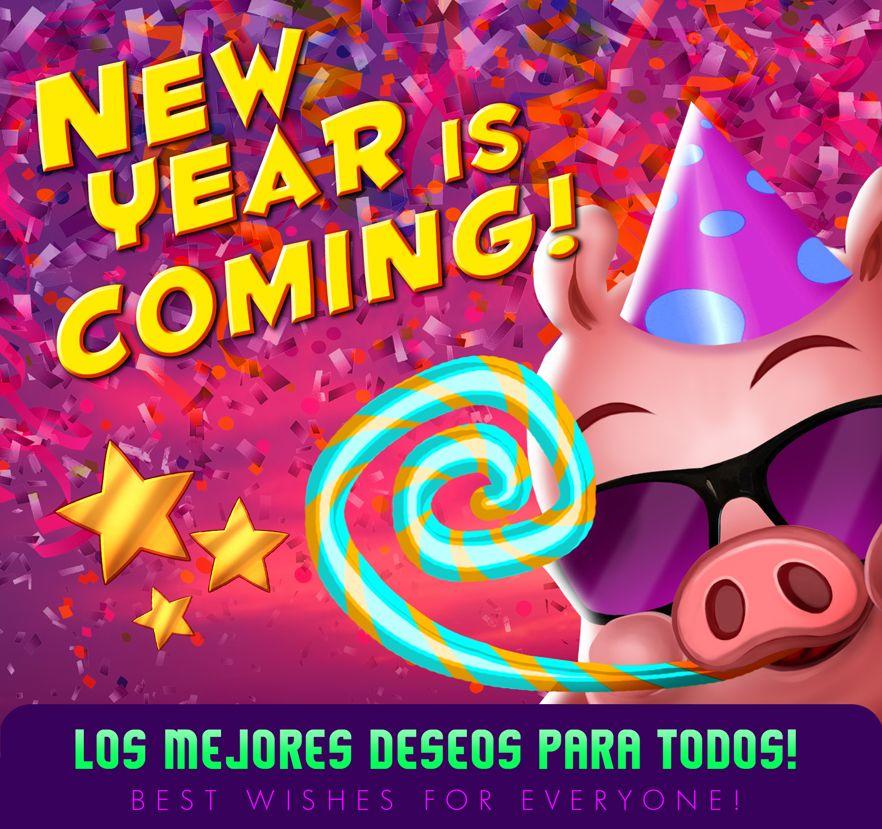 Muchos saludos a todos mis amigos y los mejores deseos para el año que está llegando. Hagamos del próximo, un año mejor! Ve mi video musical para que bailes sin parar este fin de año! : http://youtu.be/mz7_OiHk96o