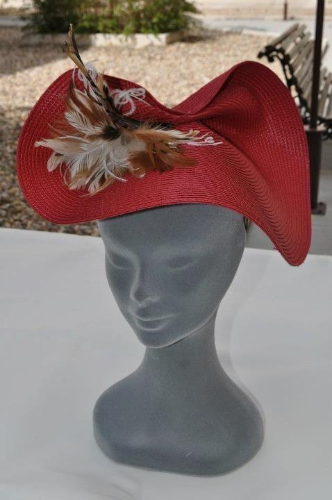 isabarca red hat pinterest chapeaux mariages et set de table. Black Bedroom Furniture Sets. Home Design Ideas