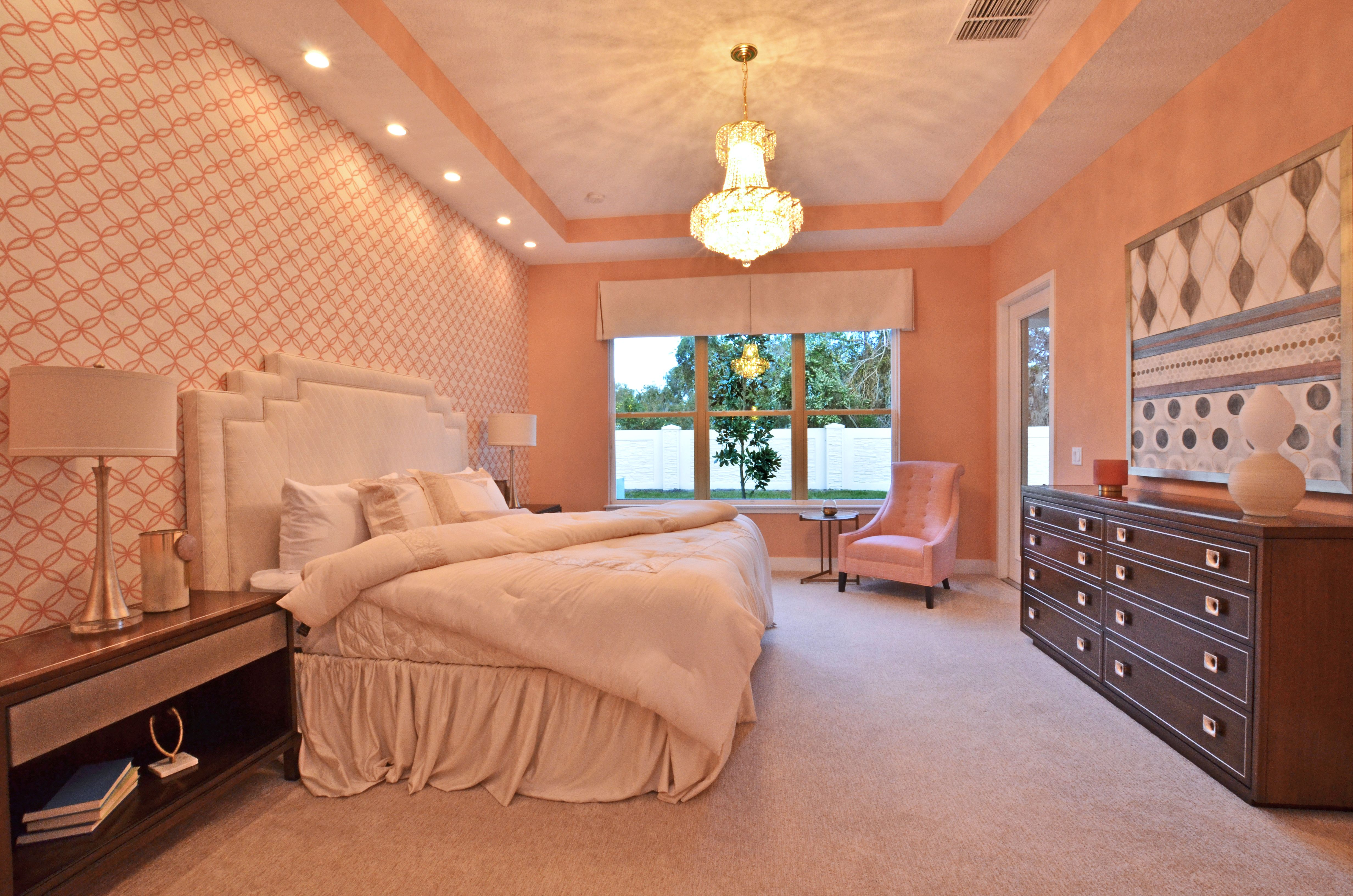 Master bedroom in our Harmony Model (With images) Home