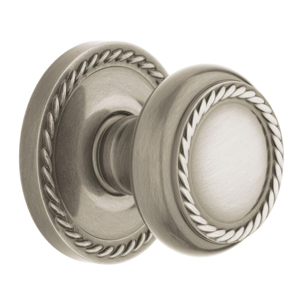 The Baldwin Apartments: The Baldwin 5064 Estate Knob Is Solid Forged Brass