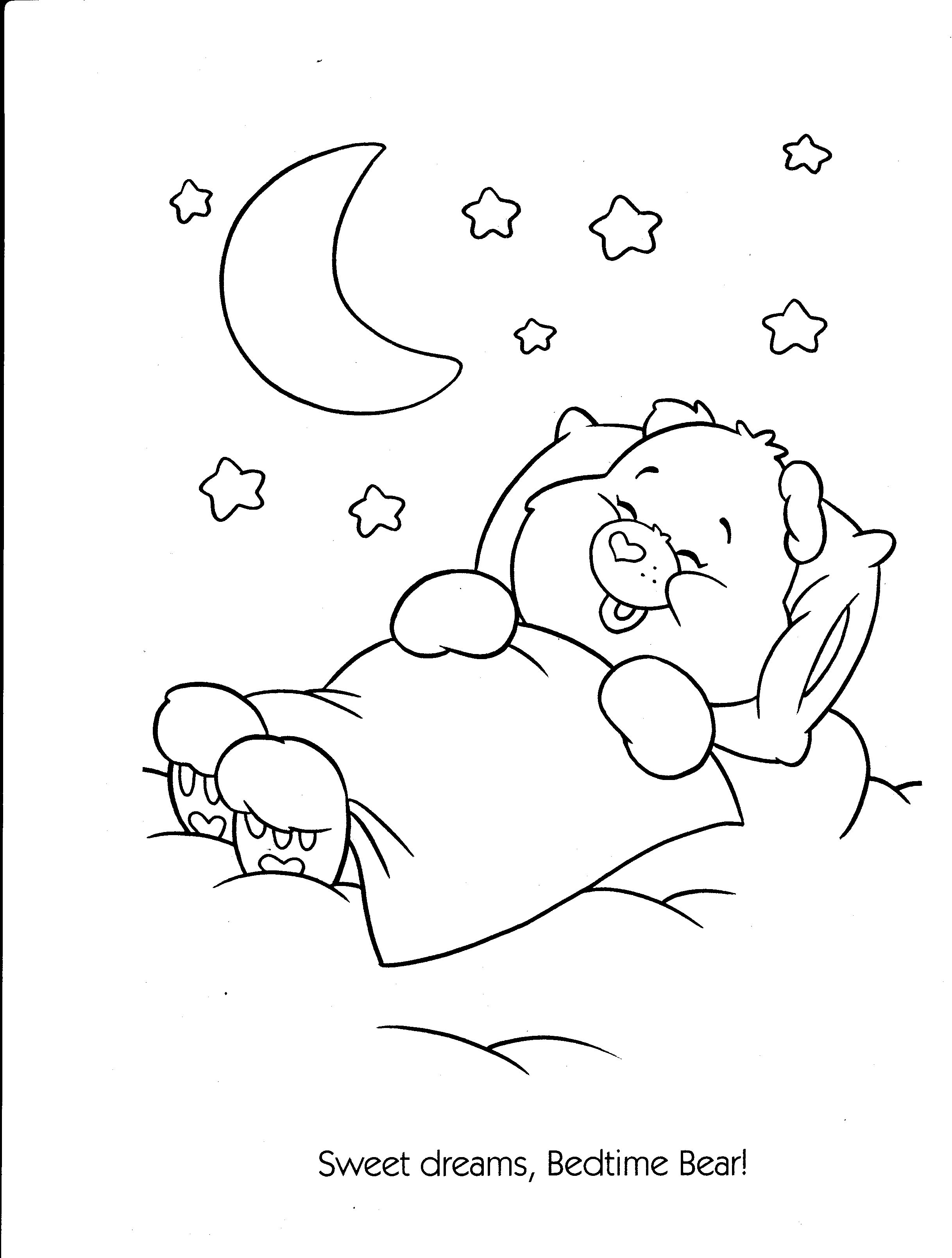 Adult Coloring Pages Sheets Books Printable Care Bears Easy Christmas Crafts Easter Bear Gallery Baby Teddy