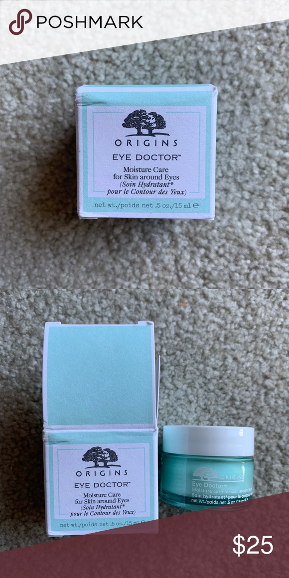 Origins Eye Doctor Eye Cream Eye Cream Eye Doctor Origin Makeup