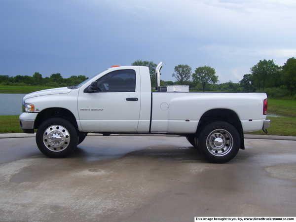 Dodge Dually | Single Cab Dually's | 4x4 trucks, Dodge dually