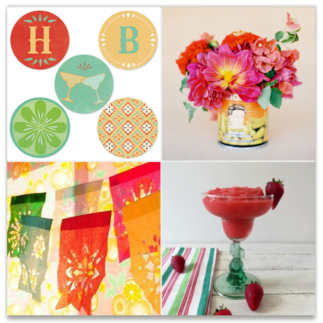 'Fiesta Party', on Minted.com