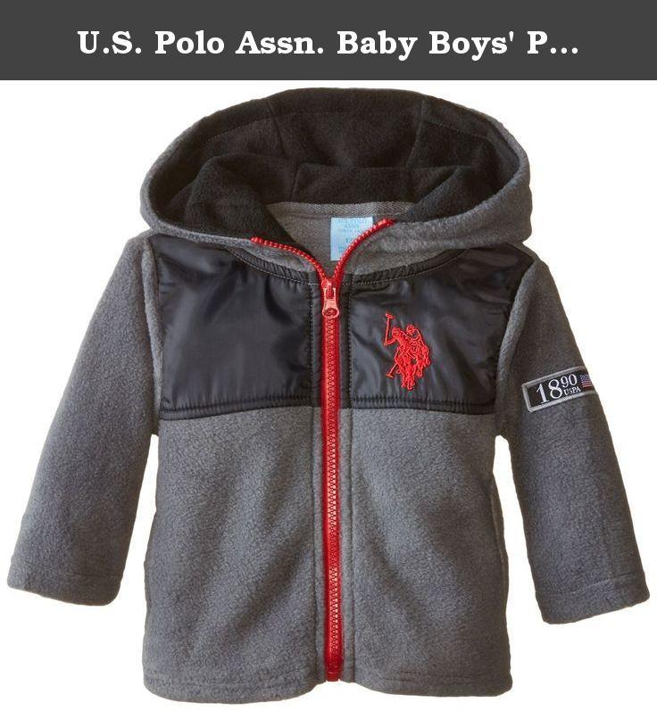U.S Polo Assn Baby Fashion Outerwear Jacket