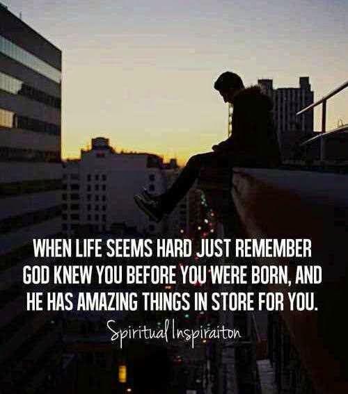 ketika hidup terasa begitu keras ingatlah tuhan maha mengetahui