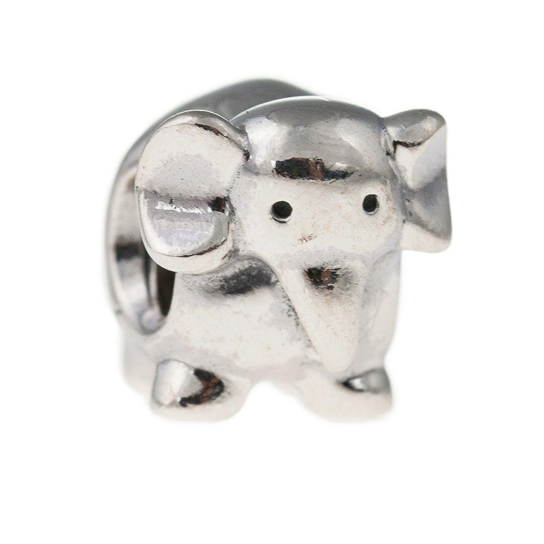 Pandora Sterling Silver Elephant Charm Item Number 790480