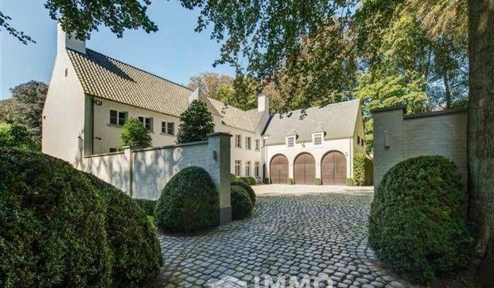Renovatie Victoriaanse Villa : Luxueuze villa op absolute rustige toplocatie in het