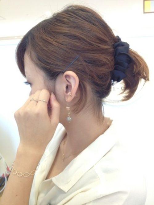 Men Hairstyle ボブヘア ママ 髪型 簡単ヘア