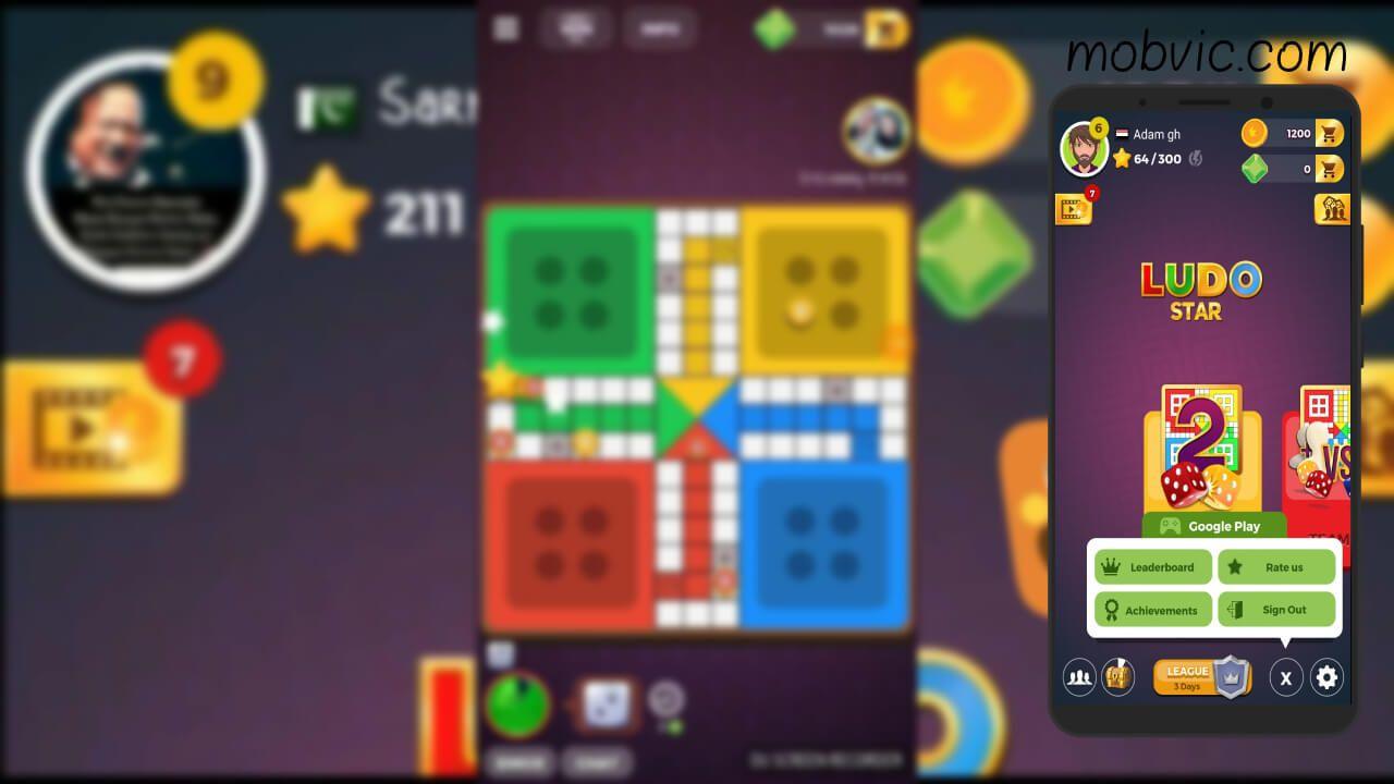 تحميل لعبة لودو ستار القديمة Ludo Star 2017 الاصلية مجانا من ميديا فاير Games Stars Play