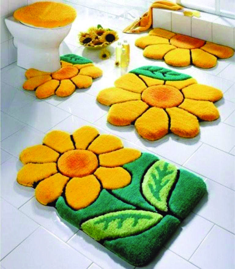 Trendy Bathroom Jute Rug Only On This Page Green Bathroom Rugs Furniture Makeover Diy Bathroom Rug Sets