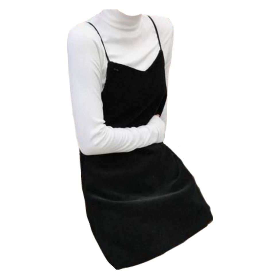 Layered Black And White Turtleneck Dress Outfit Grunge Trendy Polyvore Png Fillers Turtle Neck Dress Outfit Turtle Neck Dress White Turtleneck Outfit [ 972 x 972 Pixel ]