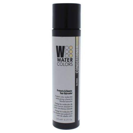 Tressa Watercolors Boost Conditioner Blonde 8 5 Oz Conditioner