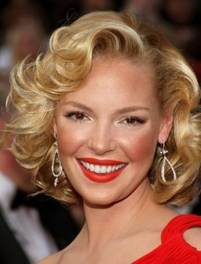 Short Hairstyles For Curly Hair So cute. Love this style!!
