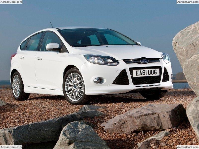Ford Focus Zetec S 2012