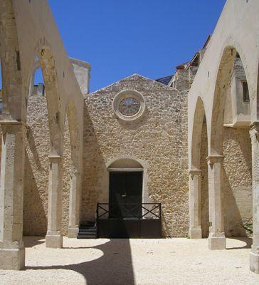 San Filippo apostolo alla Giudecca e San Giovannello | Visits from April, 1 til August, 31 2014 tues-sat, 2.30 pm, 3.30 pm and 4.30 pm