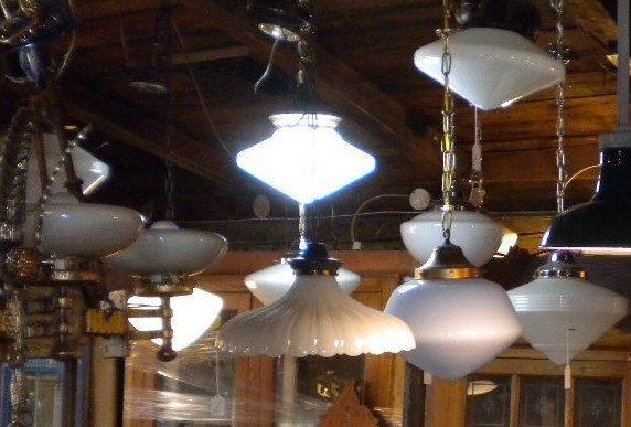 Plusieurs Luminaire Plafonnier Antique éclairage Intérieur Et