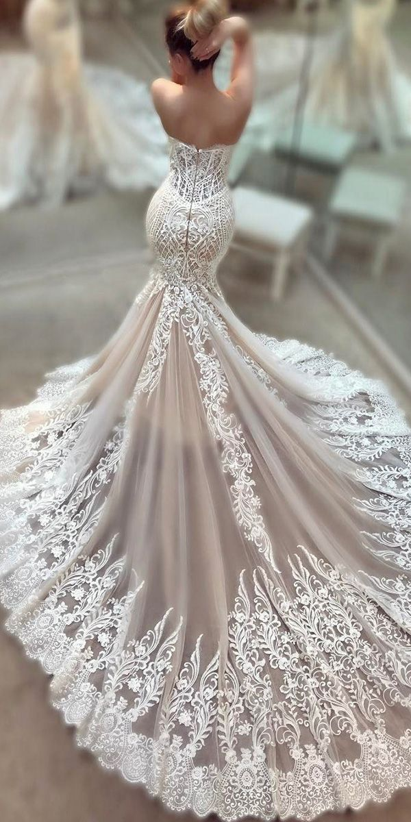 Lace Wedding Dresses That You Will Absolutely Love ❤ See more  http    ac23f457c48