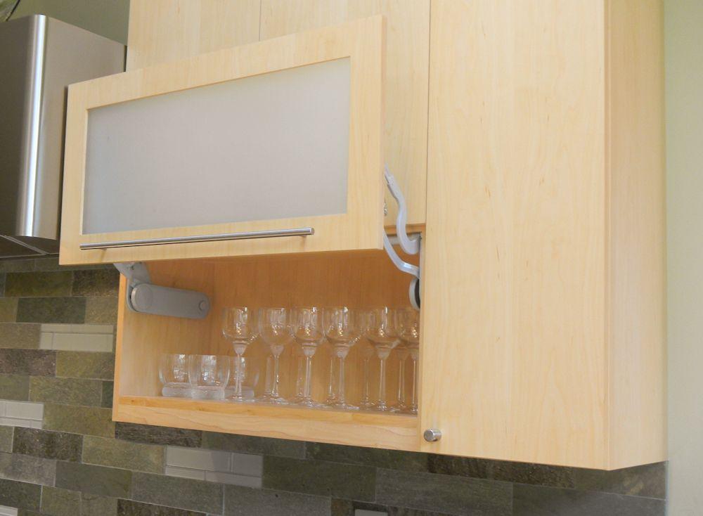 Vertical Lift Doors On Standard Kitchen Cabinets Glass Cabinet Doors Kitchen Cabinets Light Wood Cabinet Doors