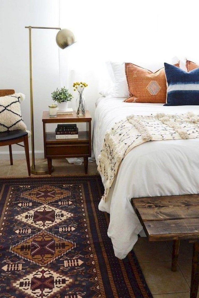 65 Incredible Diy Boho Chic Bedroom Decor Ideas Met Afbeeldingen
