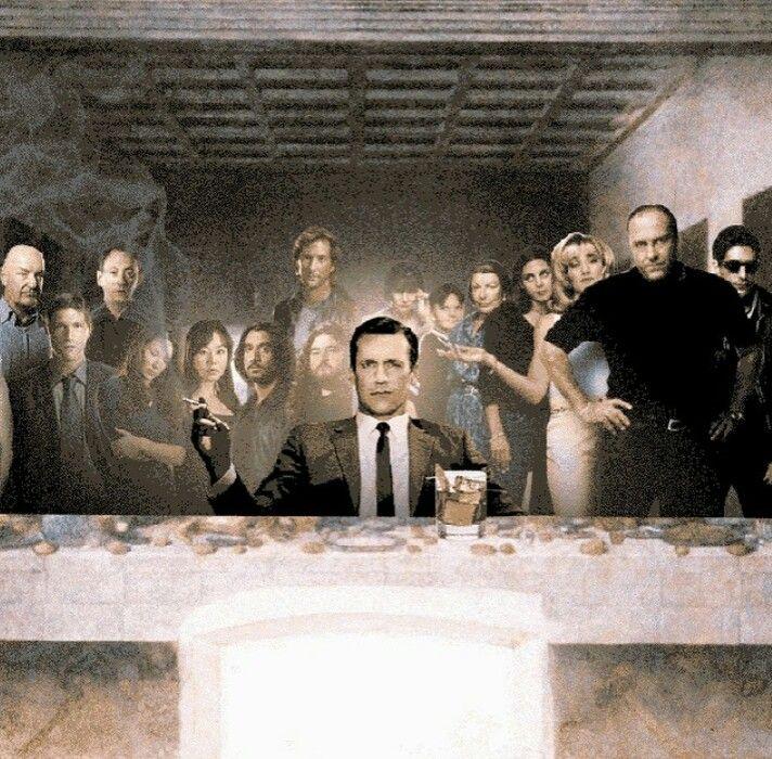 The last supper | Contemporary Art | Pinterest