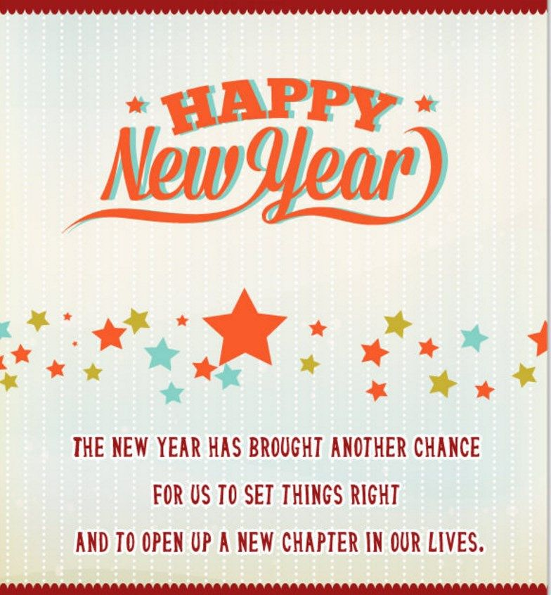 Inspirational New Year Message | Happy New Year 2019 Wishes Quotes ...