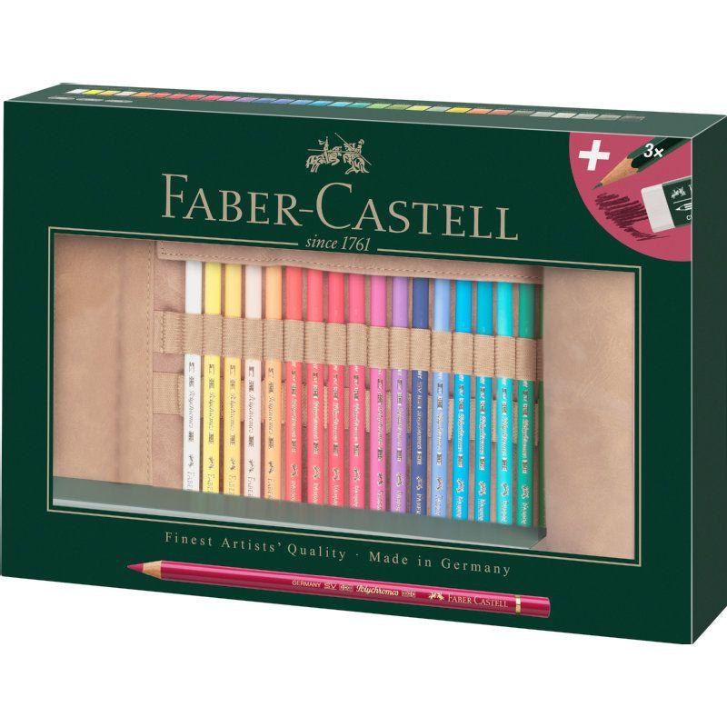 Faber Castell Polychromos Farbstift Stifterolle Online Kaufen Kunstlershop Gerstaecker De Faber Castell Faber Castell Polychromos Polychromos