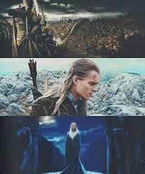 Legolas, Lady Galadriel.